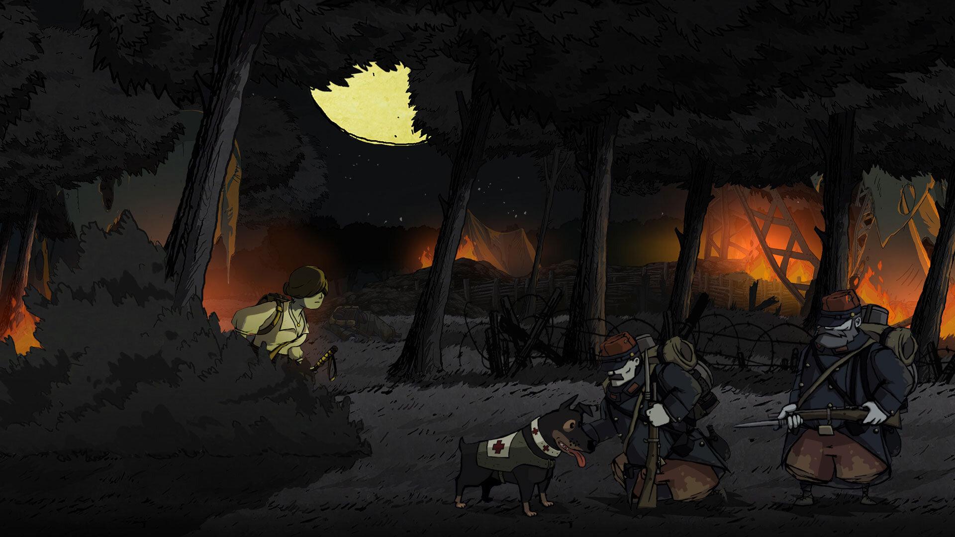 Valiant Hearts: The Great War Review | GamesReviews com