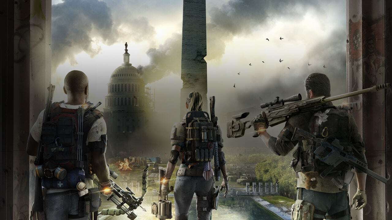 The Division 2 Private Beta 1
