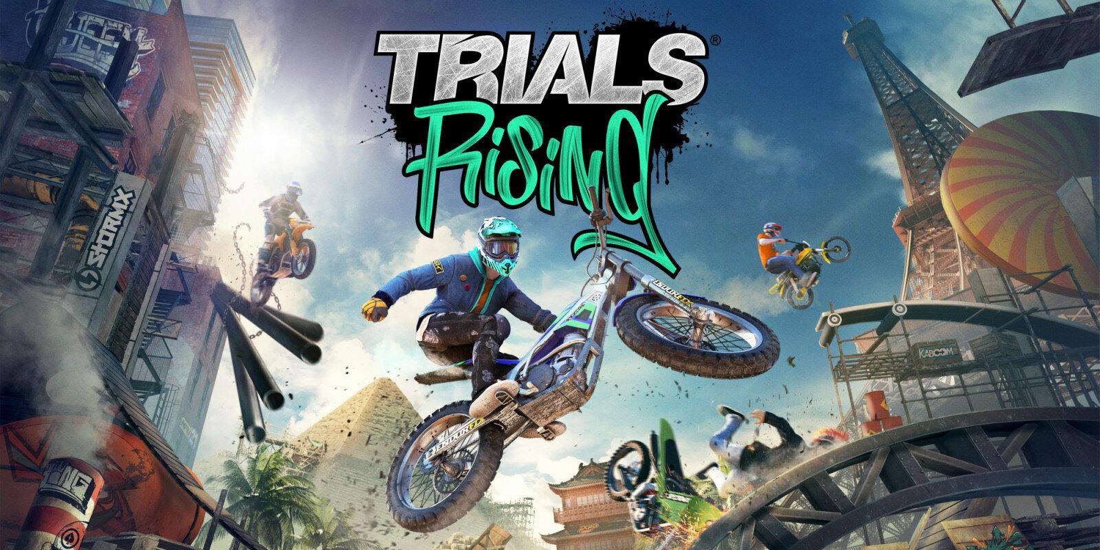 Trials Rising 1