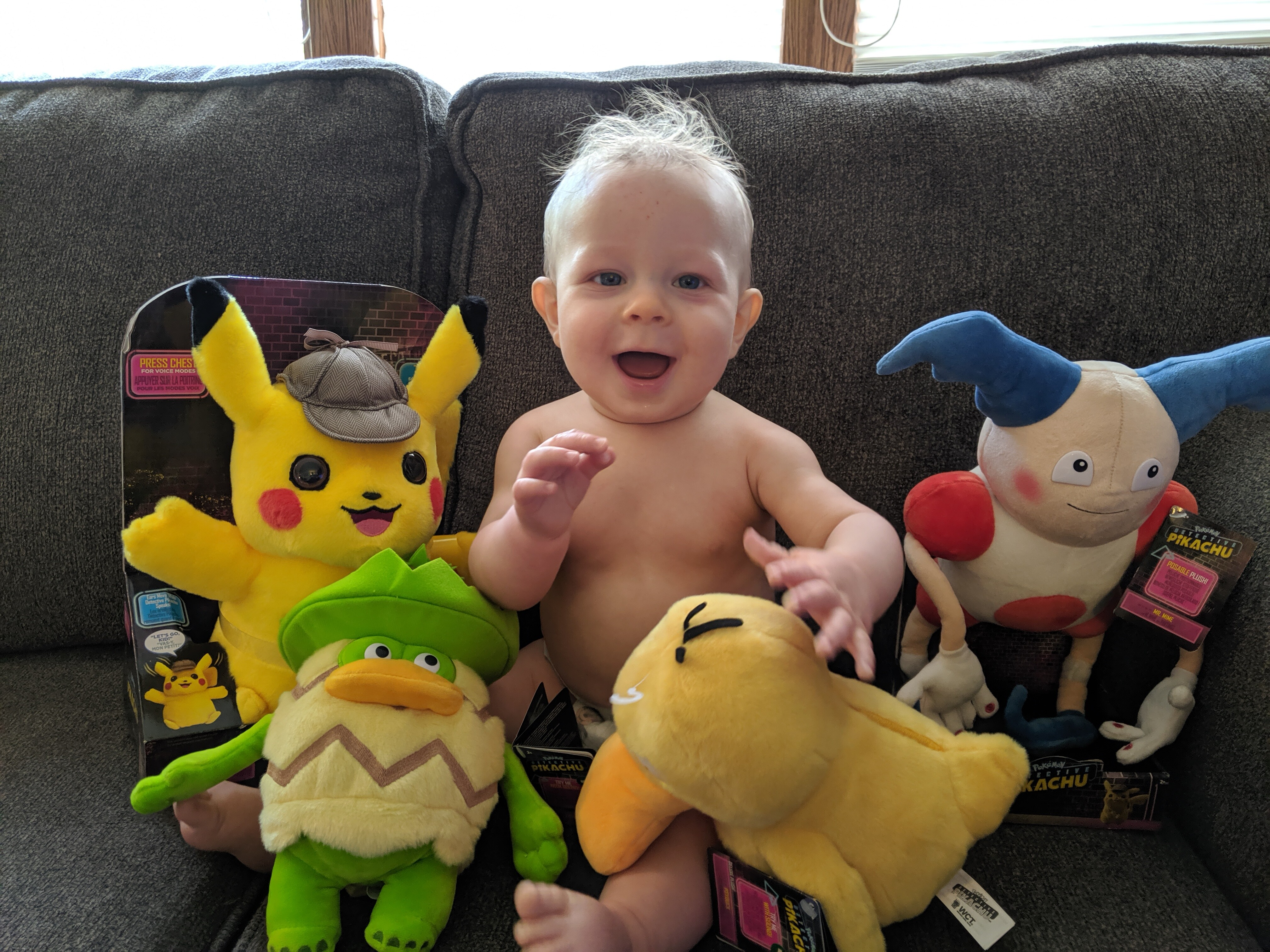 New Detective Pikachu Toys From Wicked Cool Toys Gamesreviews Com
