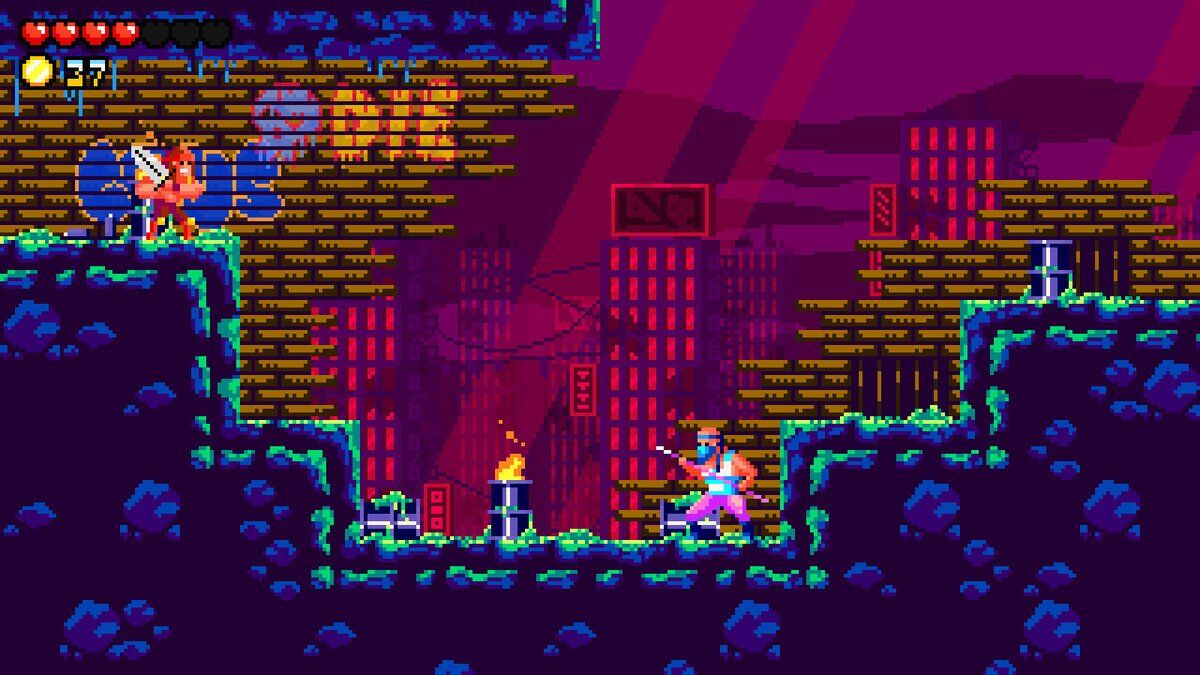 Cybarian The Time Travelling Warrior | GamesReviews com