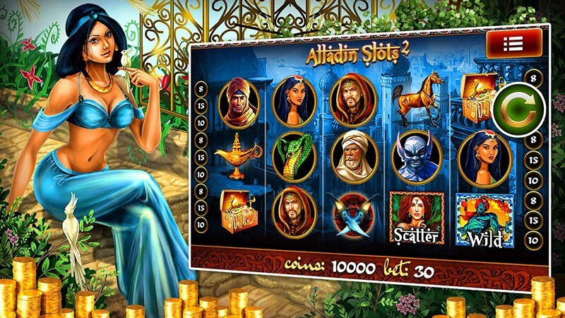 Disney Slot Games