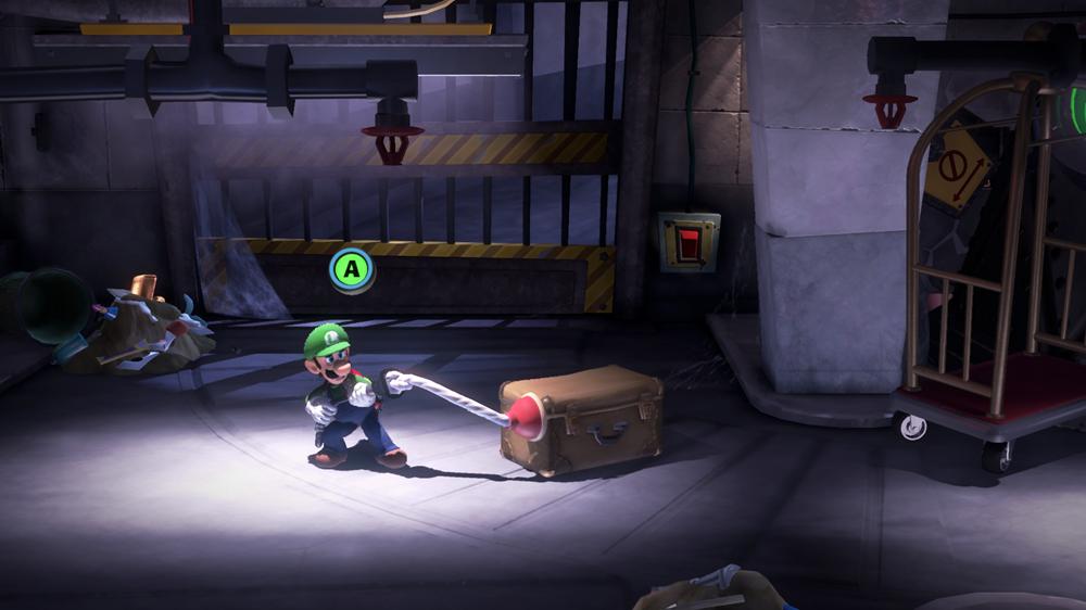 Luigis Mansion 3 Preview | GamesReviews com