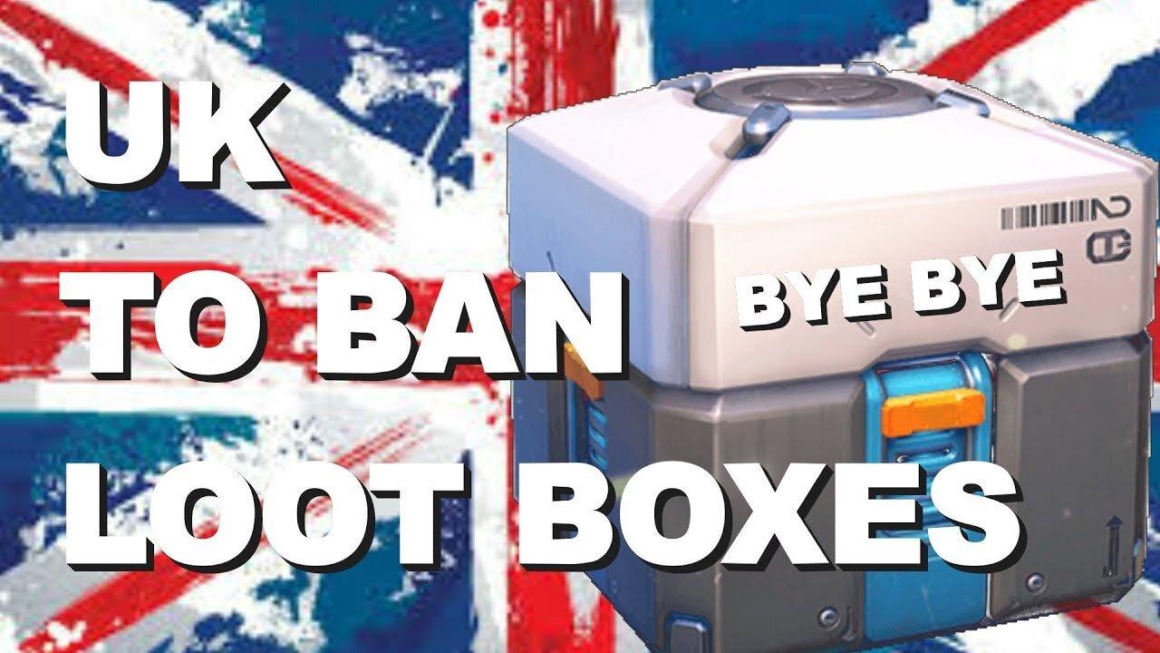 Lootbox-ban