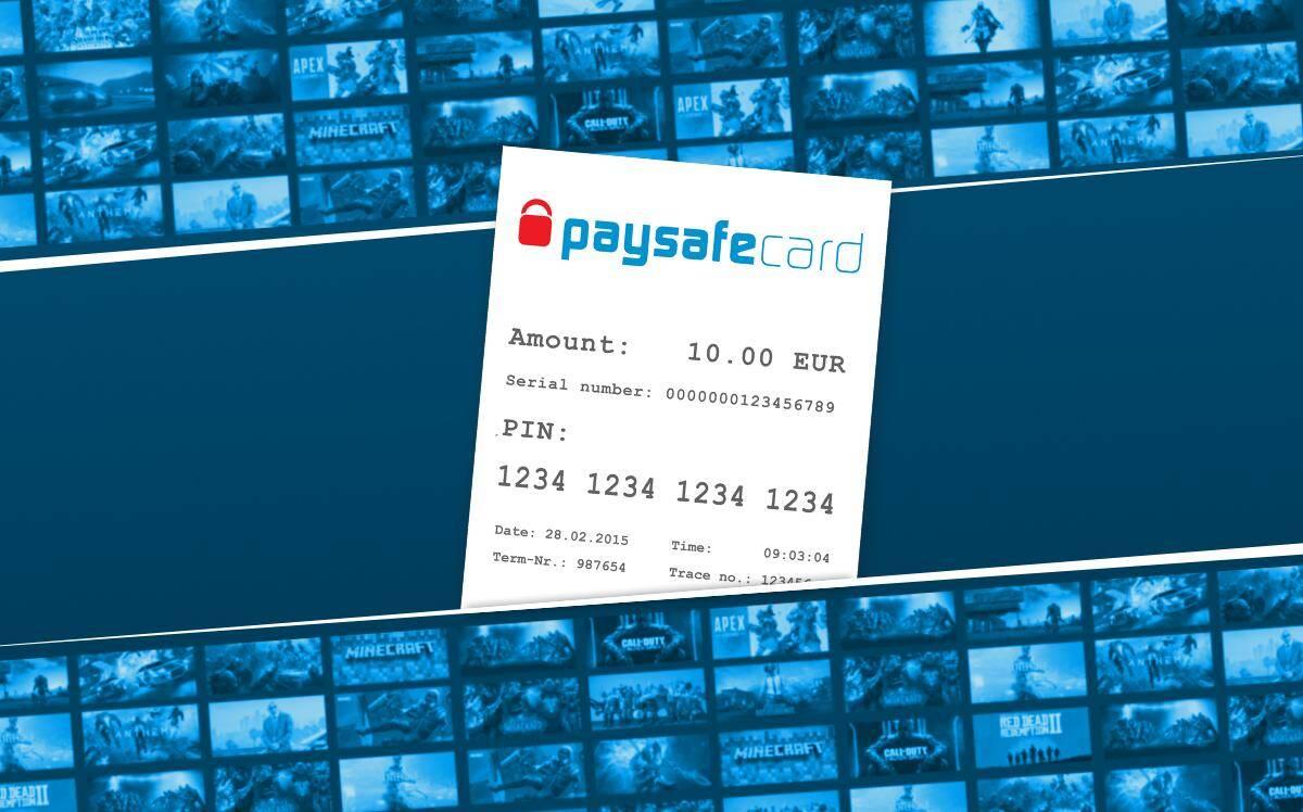 15 Euro Paysafecard