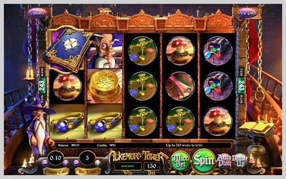 3d Slot Games