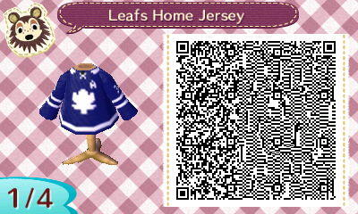 Nhl Jersey S In Animal Crossing New Horizons Gamesreviews Com