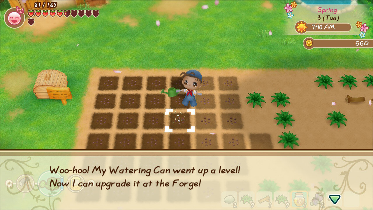 How To Upgrade Your Tools Story Of Seasons Friends Of Mineral