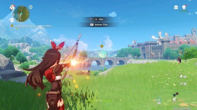 Genshin Impact First Impressions Gamesreviews Com