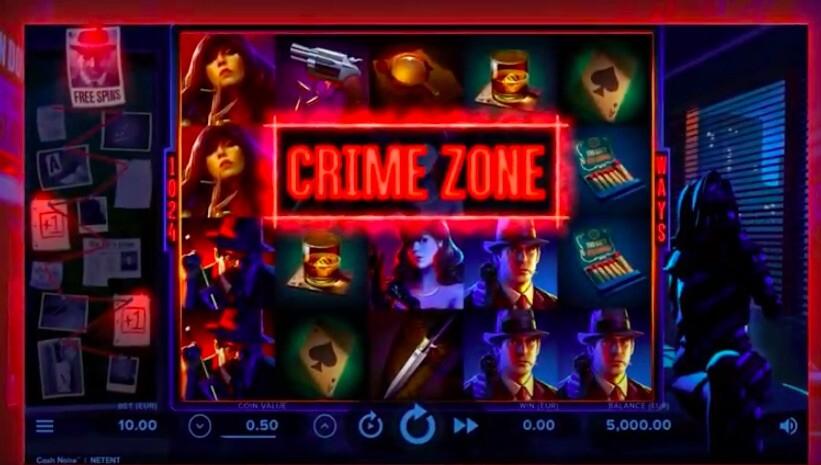 Slot Machine La Noire